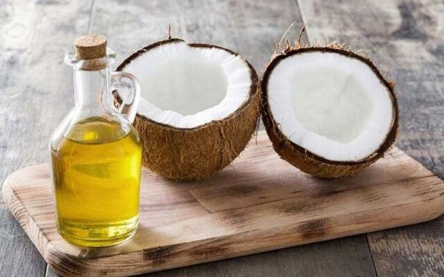 Dầu dừa nguyên chất Thảo Mộc Xanh