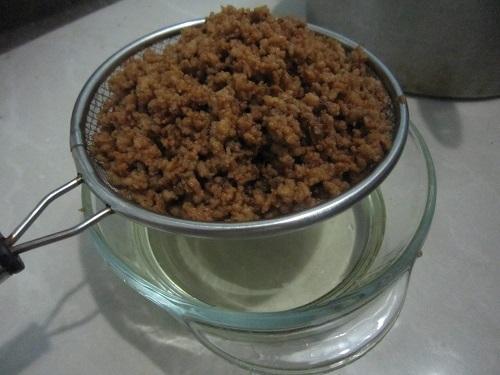 Thành phẩm dầu dừa