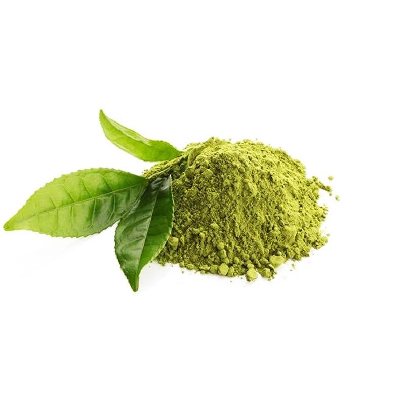 Bột lá trà xanh