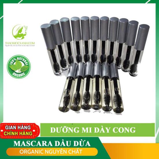 Mascara dầu dừa Thảo Mộc Xanh