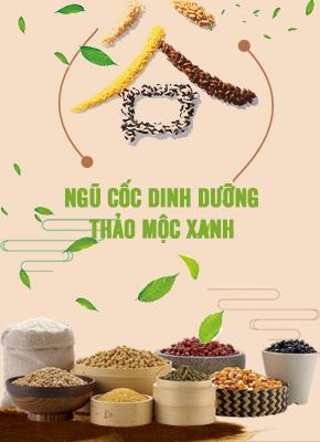 Ngũ cốc dinh dưỡng Thảo Mộc Xanh