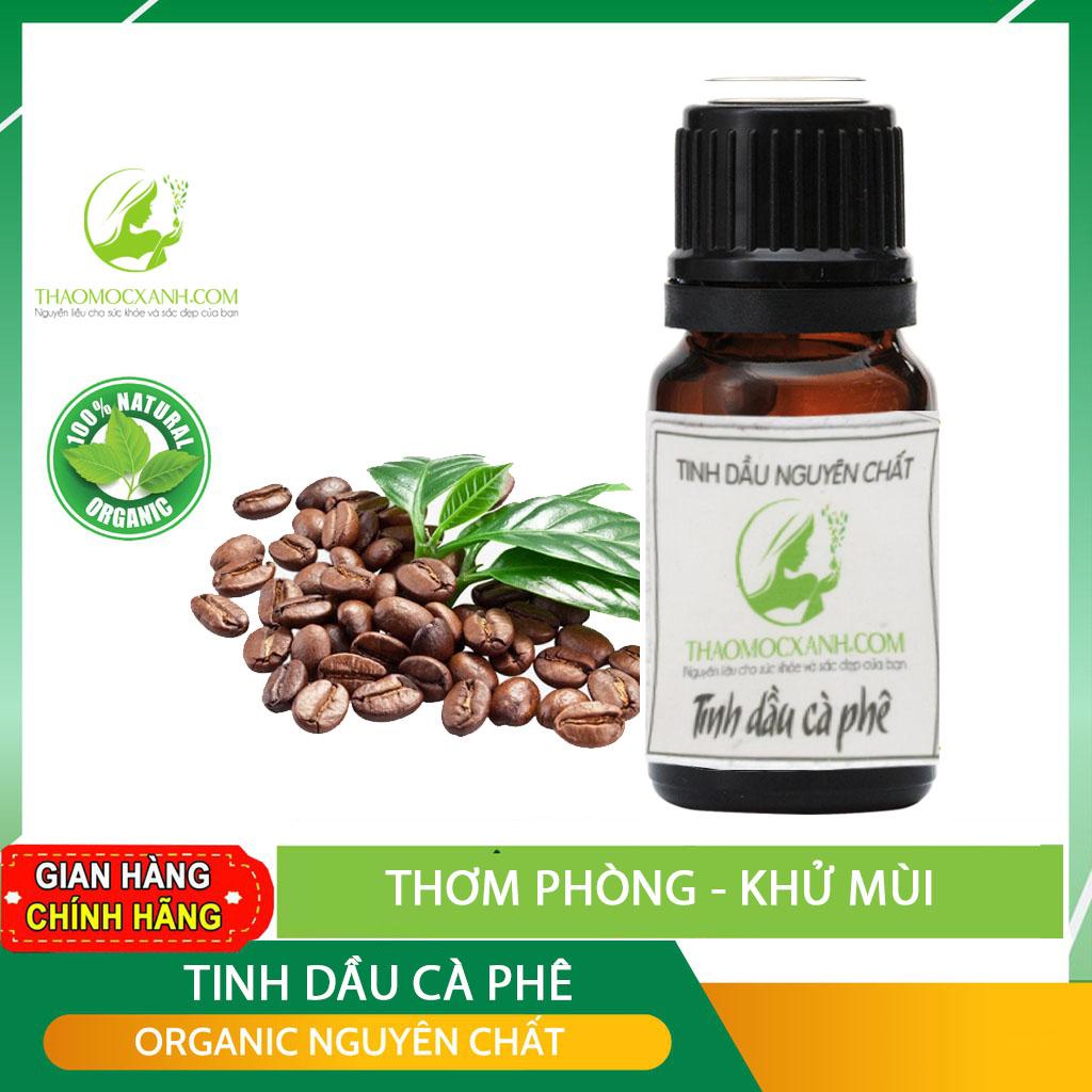 Tinh dầu cà phê Thảo Mộc Xanh
