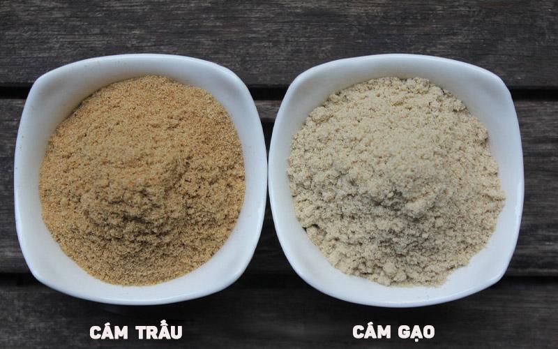 Tác dụng của cám gạo