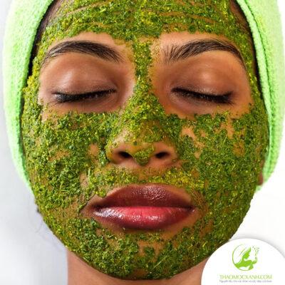 công dụng của lá neem trong làm đẹp
