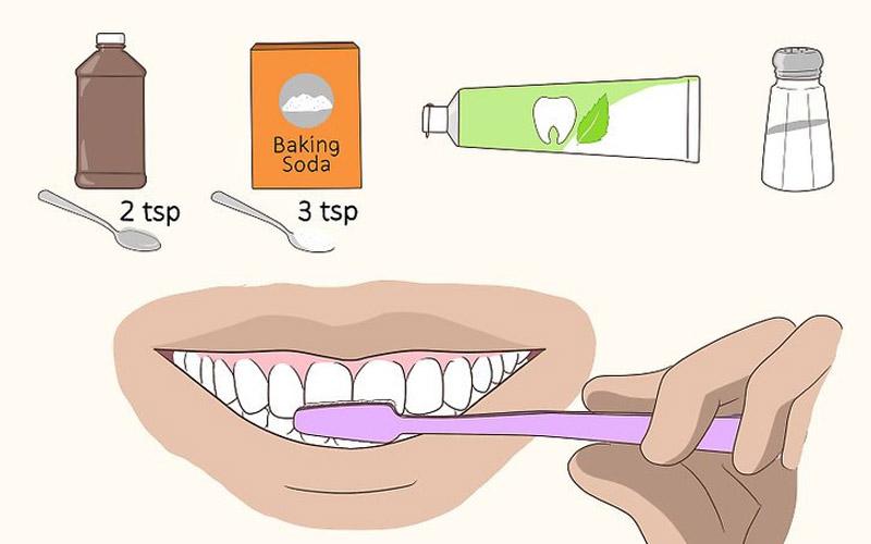 Baking soda trắng răng có thực sự hiệu quả không?