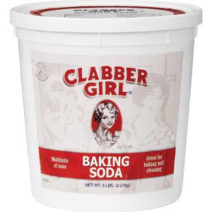 Baking Soda Clabber Girl