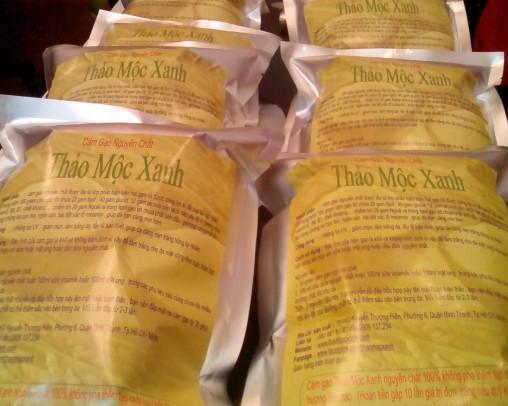Cám gạo nguyên chất